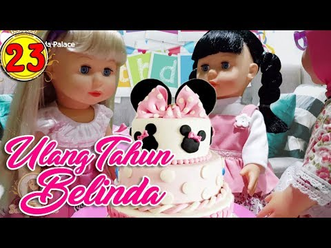 20 Belinda Sakit Gigi - Boneka Walking Doll Cantik Lucu -7L ... 25d9be0dde