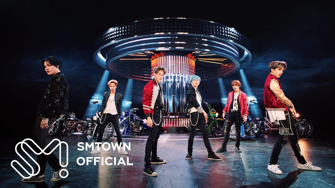 NCT Dream — Ridin