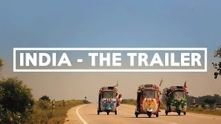 Seven friends, three rickshaws, and one amazing 2,000-mile race across India