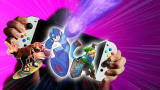 Upcoming Nintendo Switch Games- Donkey Kong, Zelda, Mega Man