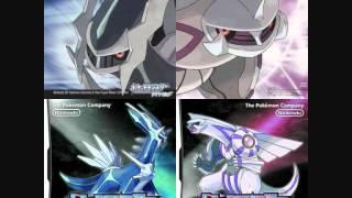 Opening & Title Screen - Pokémon Diamond/Pearl