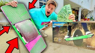Unboxing World's Most Expensive Hoverboard