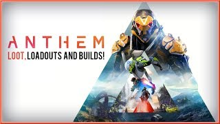 ANTHEM - NEW Gear And Progression Gameplay - Anthem Developer Livestream 2018 (PC, PS4 & XB1) HD