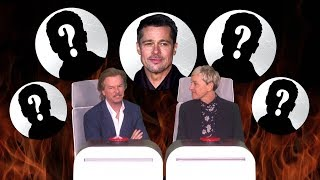 David Spade Answers Ellen's Burning Questions