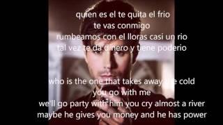 Enrique Iglesias - Duele El Corazón    En Inglés Y Español