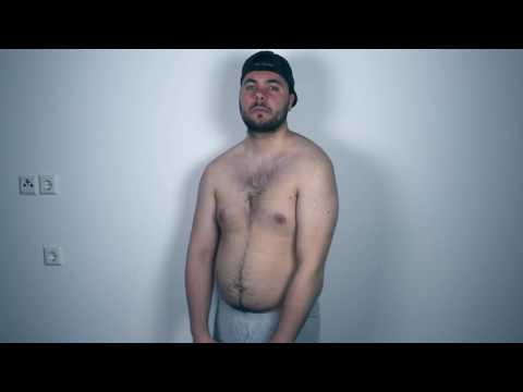 Kehilangan lemak perut lipatan dalam 2 minggu
