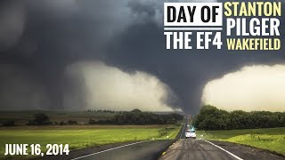 Day of the EF4 (Documenting the 6/16/2014 Stanton, Pilger and Wakefield Tornadoes)