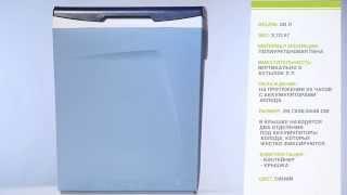Изотермический контейнер Shiver Color 30 л, размер 29,7х39,5х48 см от компании Большая ярмарка - видео