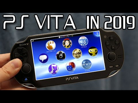 Why You Should Get the PS Vita in 2019