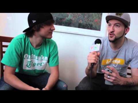 Porta video Entrevista Freak Show - CMTV 2014