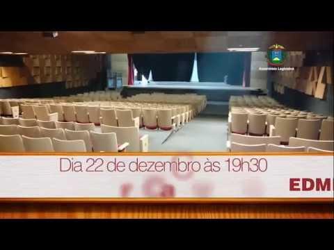 VT Inauguração do Teatro do Cerrado Zulmira Canavarros