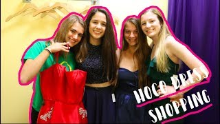 Shopping For Homecoming Dresses! | W/ My Friends :))