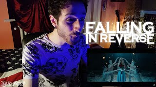 """💀 Metal Musician REACTS to """"Falling In Reverse - The Drug In Me Is Reimagined"""""""