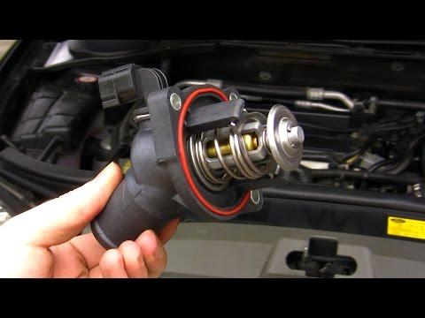 Der Heizkörper der Abkühlung auf omegu 2.5 Benzin