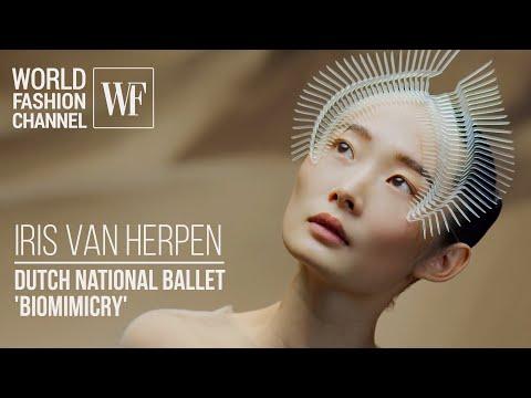 Iris van Herpen | Dutch National Ballet 'Biomimicry'