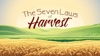 The Seven Laws of Harvest