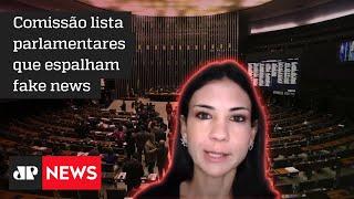 Klein: Se Bolsonaro dissesse que a vacina funciona, deputados diriam o mesmo