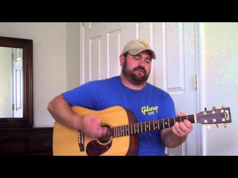 "Scott Honaker ""Footprints"" Acoustic"