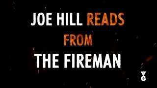 Joe Hill reads from The Fireman