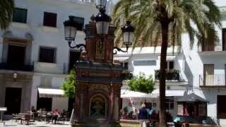 preview picture of video 'Vejer de la Frontera Andalusia  Spain'