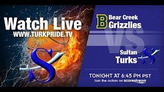 Boys Basketball Sultan vs Bear Creek