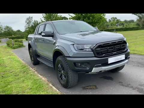 Ford Ranger 2.0 EcoBlue Raptor Double Cab Pickup Automatic VAT Qualifying Video