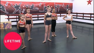 Dance Moms: Dance Off for Maddie's Spot (Season 4 Flashback) | Lifetime