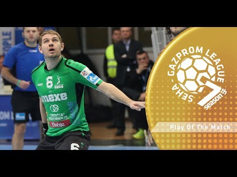 Play of the match: Albin Eter (Nexe vs Vardar)