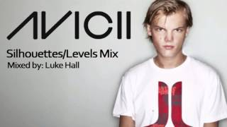 Avicii- Silhouettes/Levels Mix (Dance Mix)