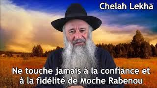 N°388 Chelah Lekha   Ne touche jamais à la confiance et à la fidélité de Moche rabenou