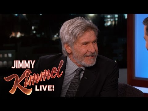 Watch Harrison Ford Gleefully Refuse To Say He's Done With The Star Wars Sequels