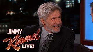 Harrison Ford Finally Got Them to Kill Han Solo