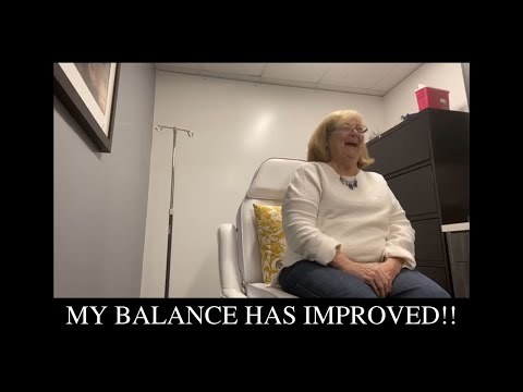 My balance has improved!