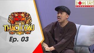 HOÁN ĐỔI   KỲ TÀI THÁCH ĐẤU   TẬP 3 FULL HD (02/10/2016)