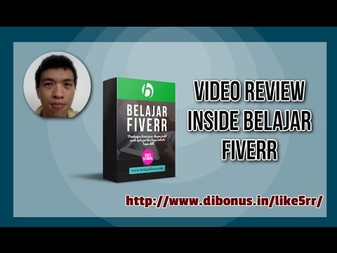 Video Video review Belajar Fiverr - Mendulang Dollar Dari Fiverr