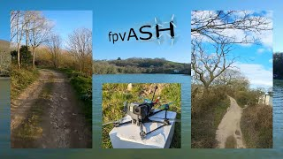 FPV Hexacopter [FlyWoo Hexplorer HD] Relaxing Drone Flying Meditation Video