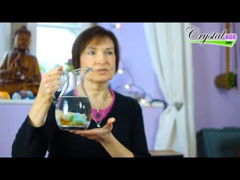 Video How To Use Crystals In Healing