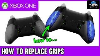 XBOX Elite Controller SCUF Grip Replacement (TootXB)