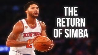 Derrick Rose MIX - The Return Of Simba [High Quality Mp3]