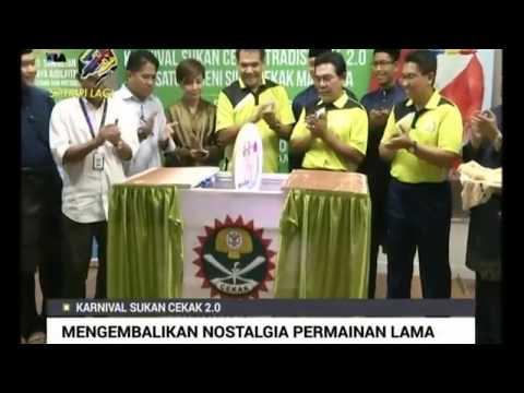 Karnival Sukan Cekak 2.0 PSSCM
