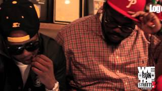 Beanie Sigel In the Studio Recording - Reunion