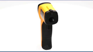 Infrared Thermometer - Max 550'C