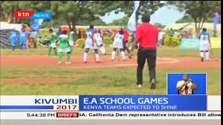 Kakamega High School and Sinyolo win big in the East African Secondary School games in Uganda
