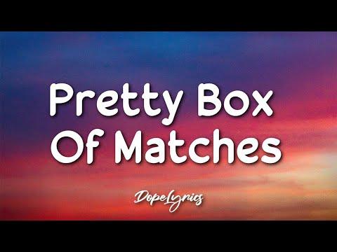Playmaka - Pretty Box Of Matches (Lyrics) 🎵