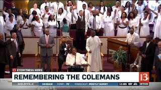 Remembering the Colemans