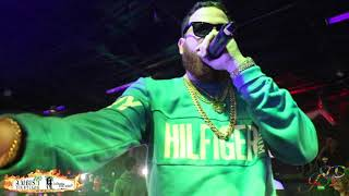 Miky Woodz   Live Performance In Raleigh, North Carolina  (FULL VIDEO) 041219