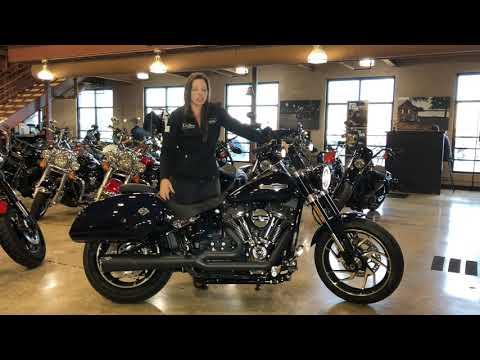 2020 Harley-Davidson® Sport Glide<sup>®</sup> FLSB