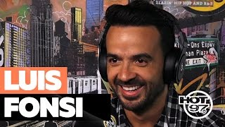 Luis Fonsi On His Crossover Success, Puerto Rico & 'Starting Over'
