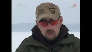 Зимняя рыбалка на пестовском водохранилищ