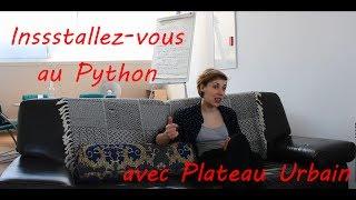 VIDEO // Découvrez le Python !